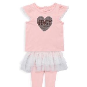 Juicy Couture Baby 2-Piece Tank & Legging
